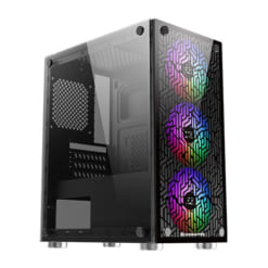 Vỏ case Xigmatek NYX 3F (EN43040) (Mini Tower)