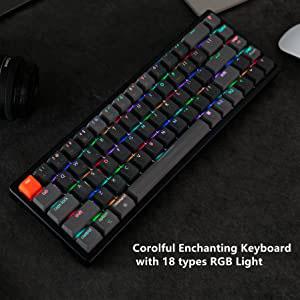 Bàn phím cơ Keychron K6