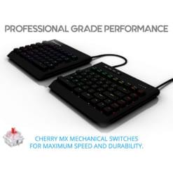 Bàn phím cơ Kinesis Freestyle Edge RGB