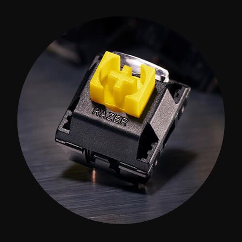 Bàn phím cơ Razer BlackWidow Elite